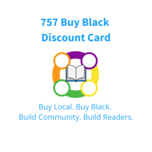 360 Logo Words read 757 Buy Black Discount Card